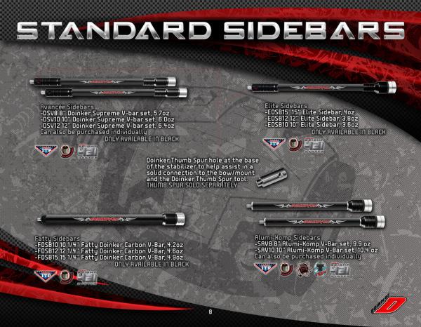 Standard Sidebars