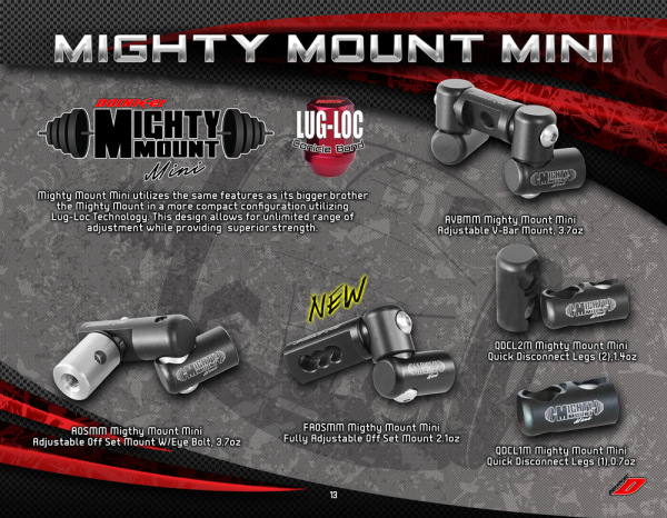 Mighty Mount Mini