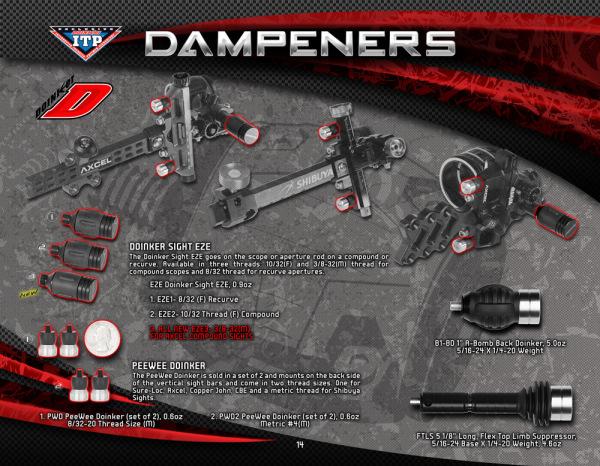 Dampeners