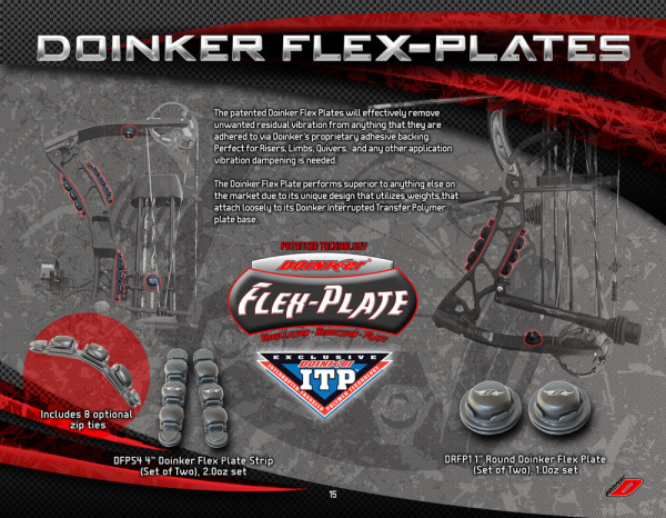 Doinker Flex Plates