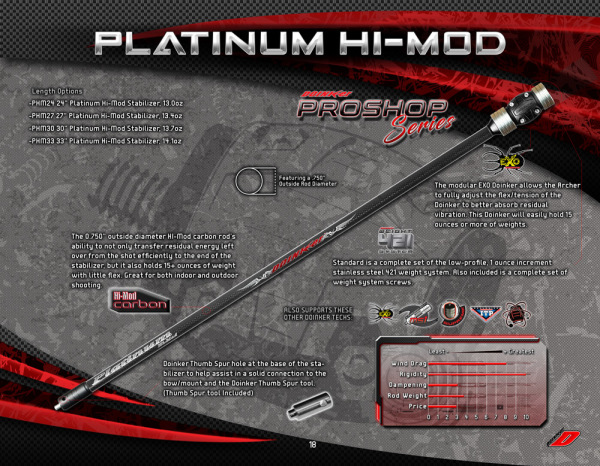 Platinum Hi-Mod