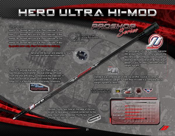 Hero Ultra Hi-Mod