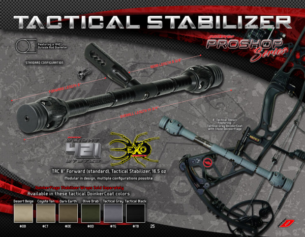 Tactical Stabilizer