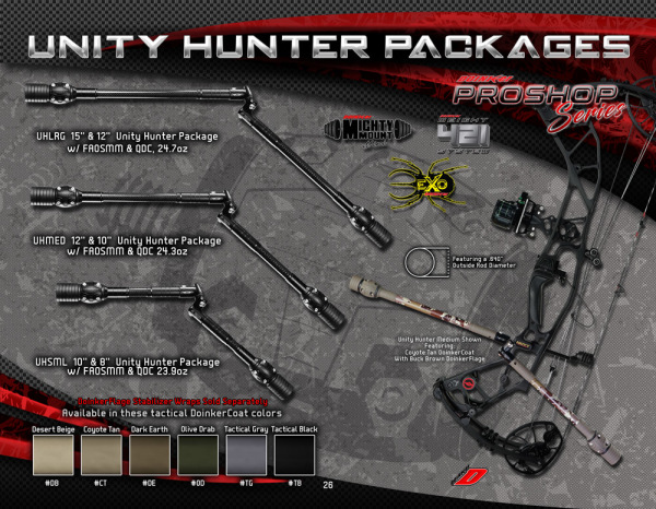 Unity Hunter Packages