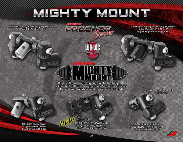 Mighty Mounts