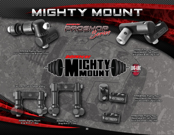 Mighty Mounts cont.