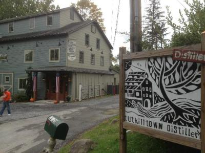 Spirits Riverside:  A Staycation to the Hudson Valley's Best Distilleries