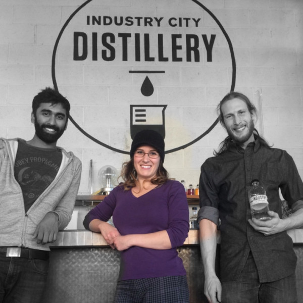 Industry City Distillery
