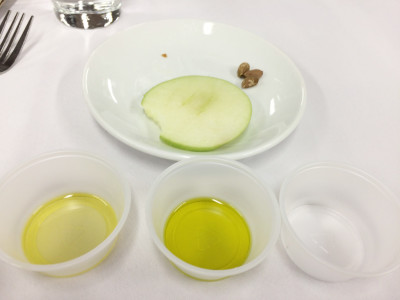Tasty Buddies: Olive Oil & Wine