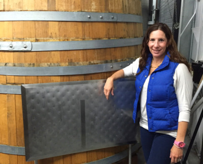 Wine is Elemental:  Meeting Kerith Overstreet of Bruliam Wines