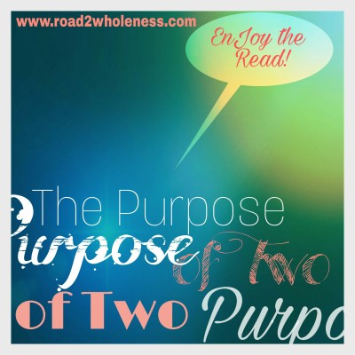 The Purpose of Two
