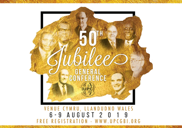 The 50th Jubilee of The UPC GB&I