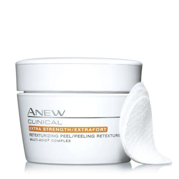 Anew Clinical Extra Strength Retexturizing Peel Pad