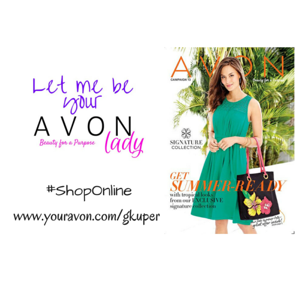 A V O N Brochure 13 NOW Available