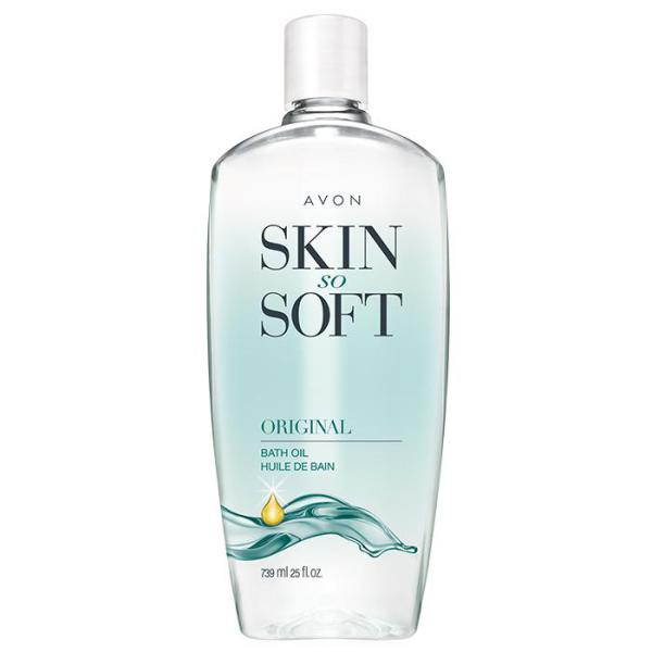 Skin So Soft Bonus Size Original Bath Oil