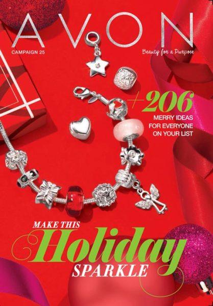 Avon Brochure 25