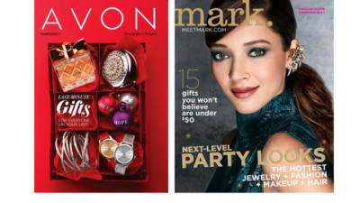 Here it is, The Latest Beautiful Avon Brochure 1 In this brochure...  After a season of shopping for