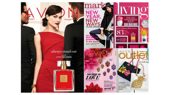Here it is, The Latest Beautiful Avon Brochure 3 In this brochure... Celebrate Valentine's Day with