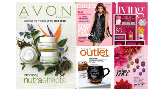 Here it is, The Latest Beautiful Avon Brochure 4 In this brochure...Avon's first new skin care line