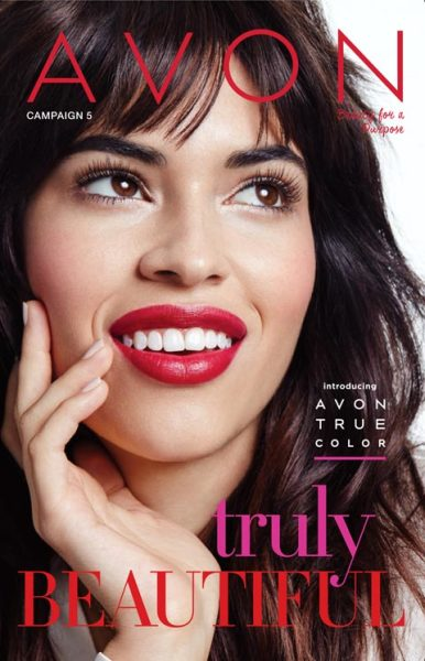 Avon Brochure 5
