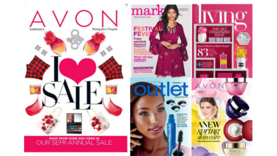 Here it is, The Latest Beautiful Avon Brochure 5 In this brochure...Put your best face forward, with