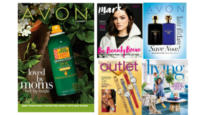 Here it is, The Latest Beautiful Avon Brochure 11 In this brochure...  Here comes the Sun, welcome