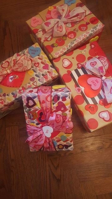 Valentine's Day with Hope's Seed and Children's Medical Center