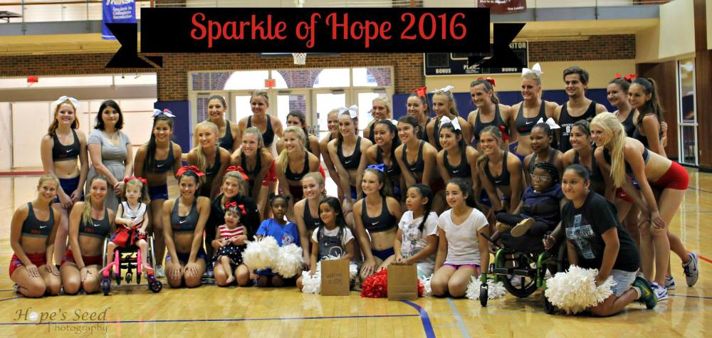 Sparkle of Hope at SMU