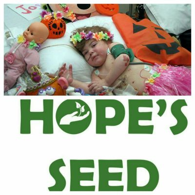 Hope's Seed brings Halloween to Children's Medical Center Dallas