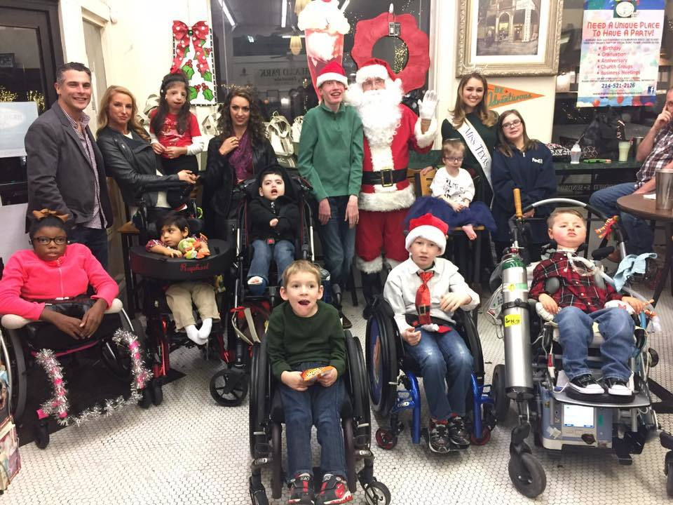 Hope's Seed Christmas Party 2017