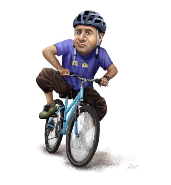 Seth's Bike Hack