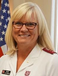 Major Lori Mitchell Thunder Bay