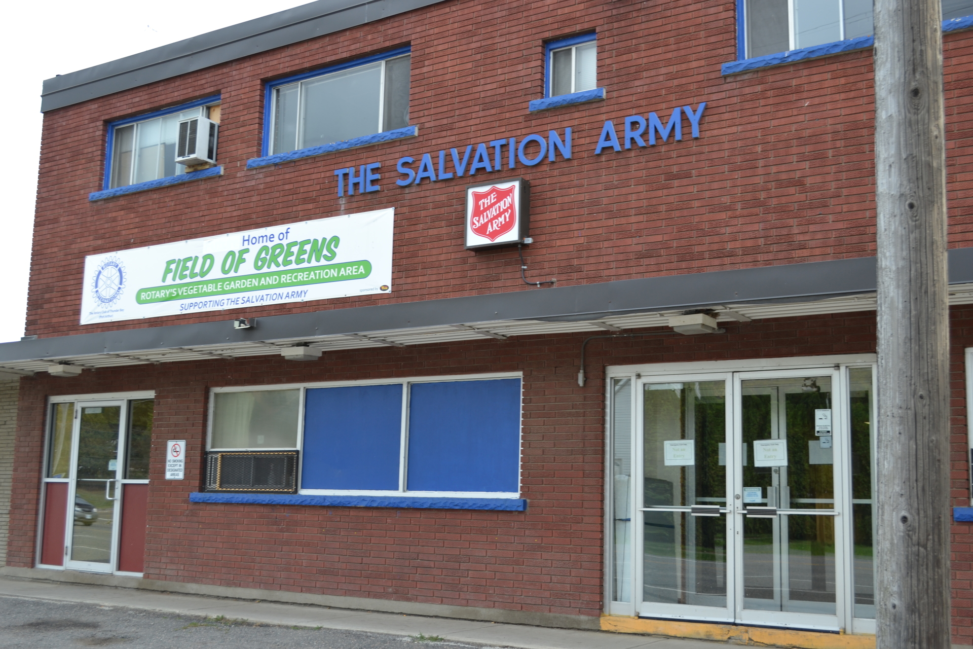 CBC Superior Morning - A New Building for Salvation Army