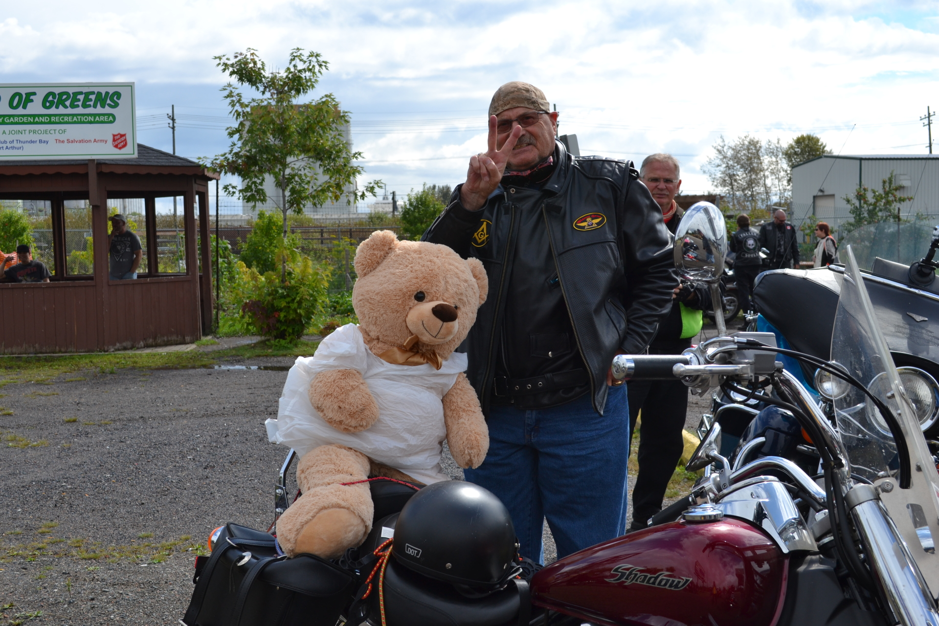 Annual Toys for Tots Ride Set for Saturday