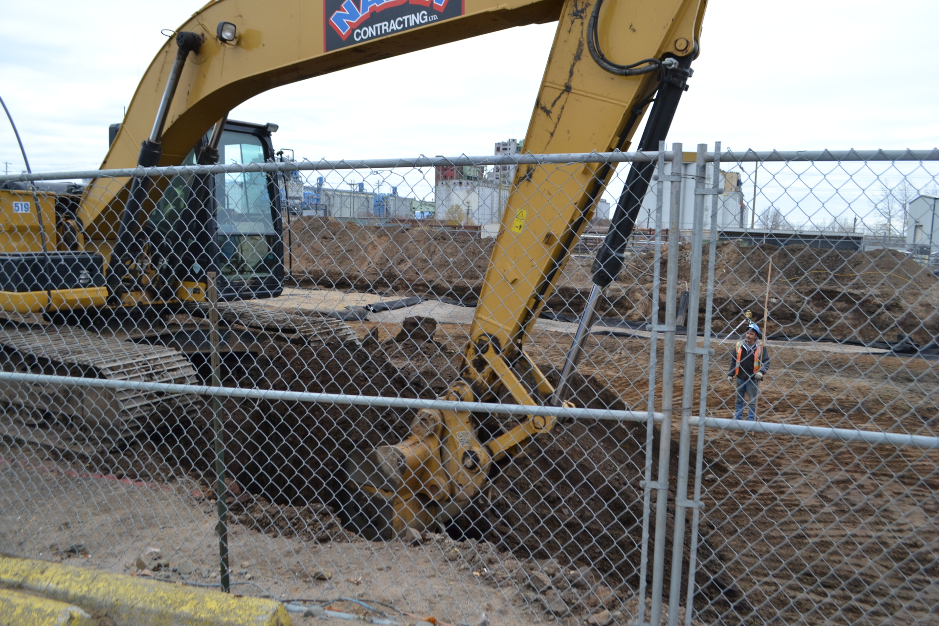 Construction begins at Salvation Army site