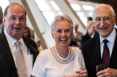 Professor David Hemmy, Valda Jones & Professor David,