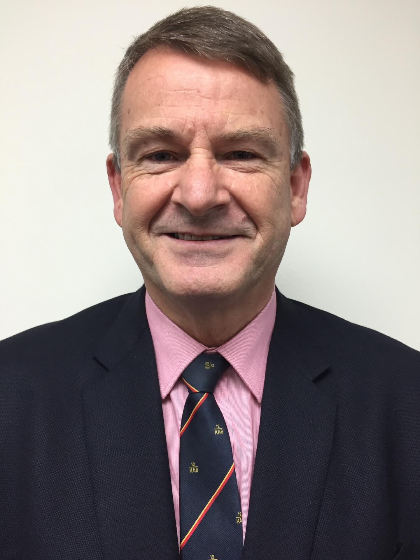 Mr David McLeod