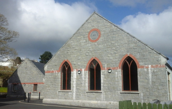 Parish Hall - opened October 2011