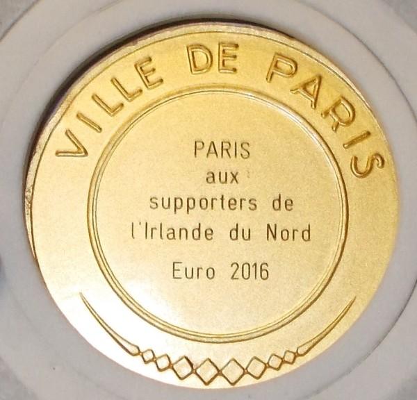 Grand Vermeil Medal