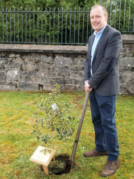150th Anniversary Tree Planting 2017