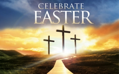 Easter Day - 1st April 2018