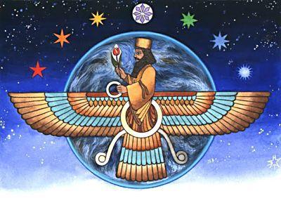 Магия Зороастра. Зороайстийские энергетические каналы на успех, деньги, здоровье и защиту
