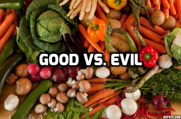 Carbohydrates: Good vs. Evil