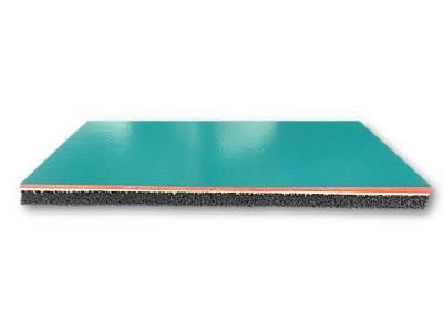 Polyurethane Sports Flooring