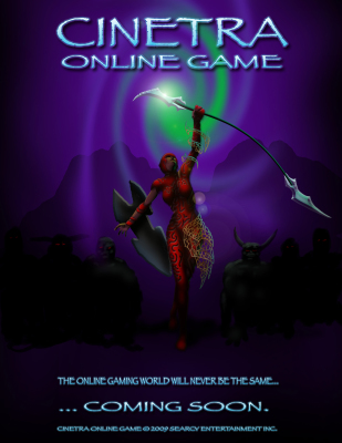 ONLINE GAME PRODUCTION