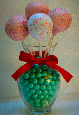 cake pops gift ideas