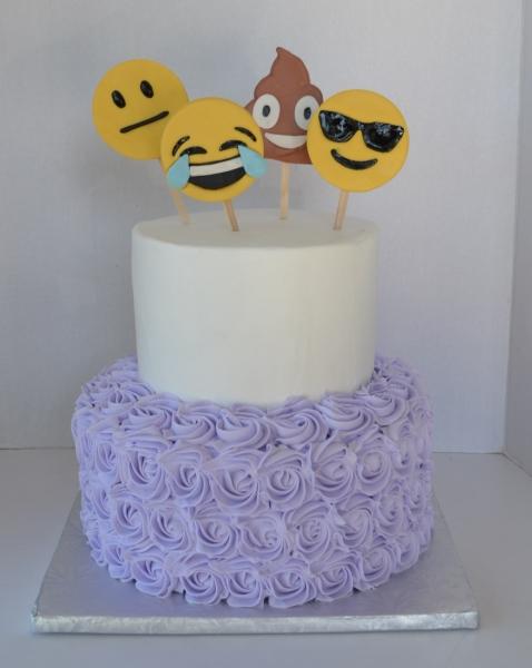 emoji cakr