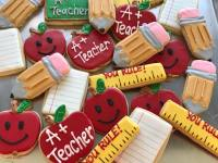 teacher sugar cookies