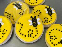 bumbble bee cookies
