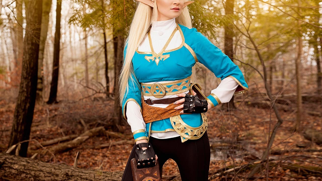 Cosplay Video Spotlight: Zelda: Breath Of The Wild